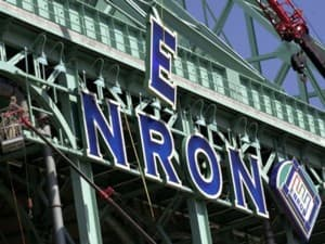 Enron's collapse in late 2001 was a blow to Two Elk.