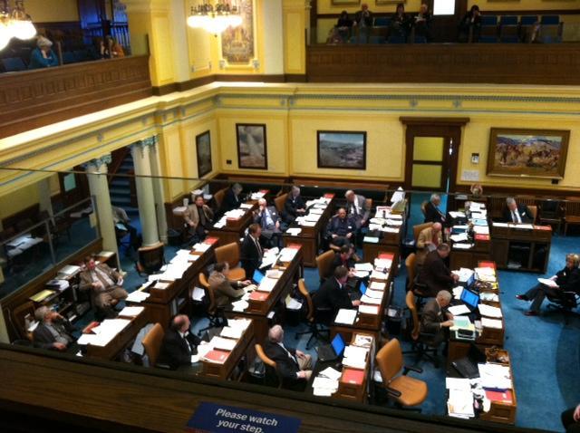 HB-114 Senate Committee Hearing Wednesday