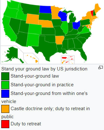 What Stand-Your-Ground Law Will Not Do…