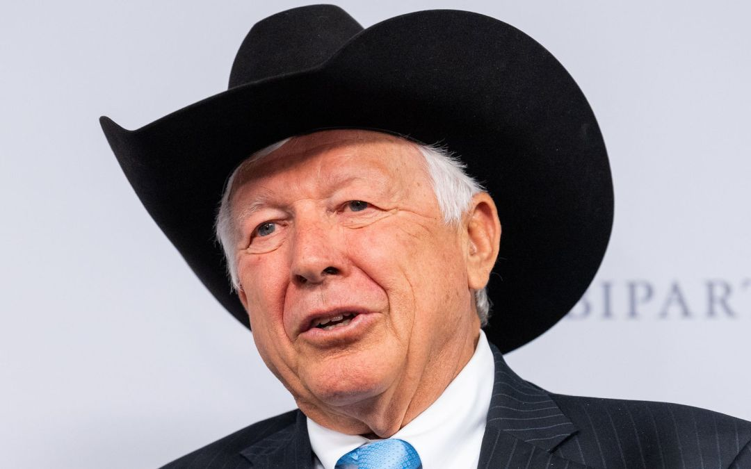 Foster Friess Stands Up for Gun Owners!