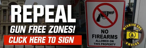 Gun Rights Battle Starts Tomorrow in Cheyenne!