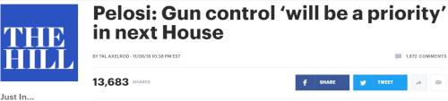Help Us Stop Nancy Pelosi's War Against Gun Owners!