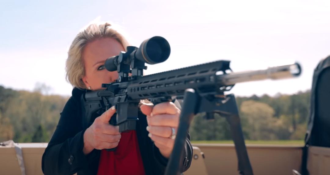 'The Truth About Guns' Attacks Congresswoman Marjorie Greene!