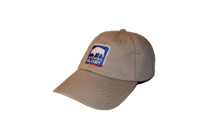 tan wyoming bison hat