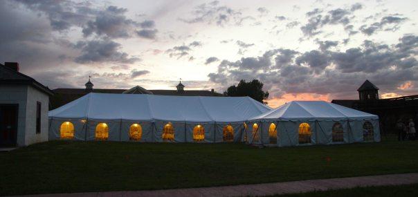 wyoming tent rental