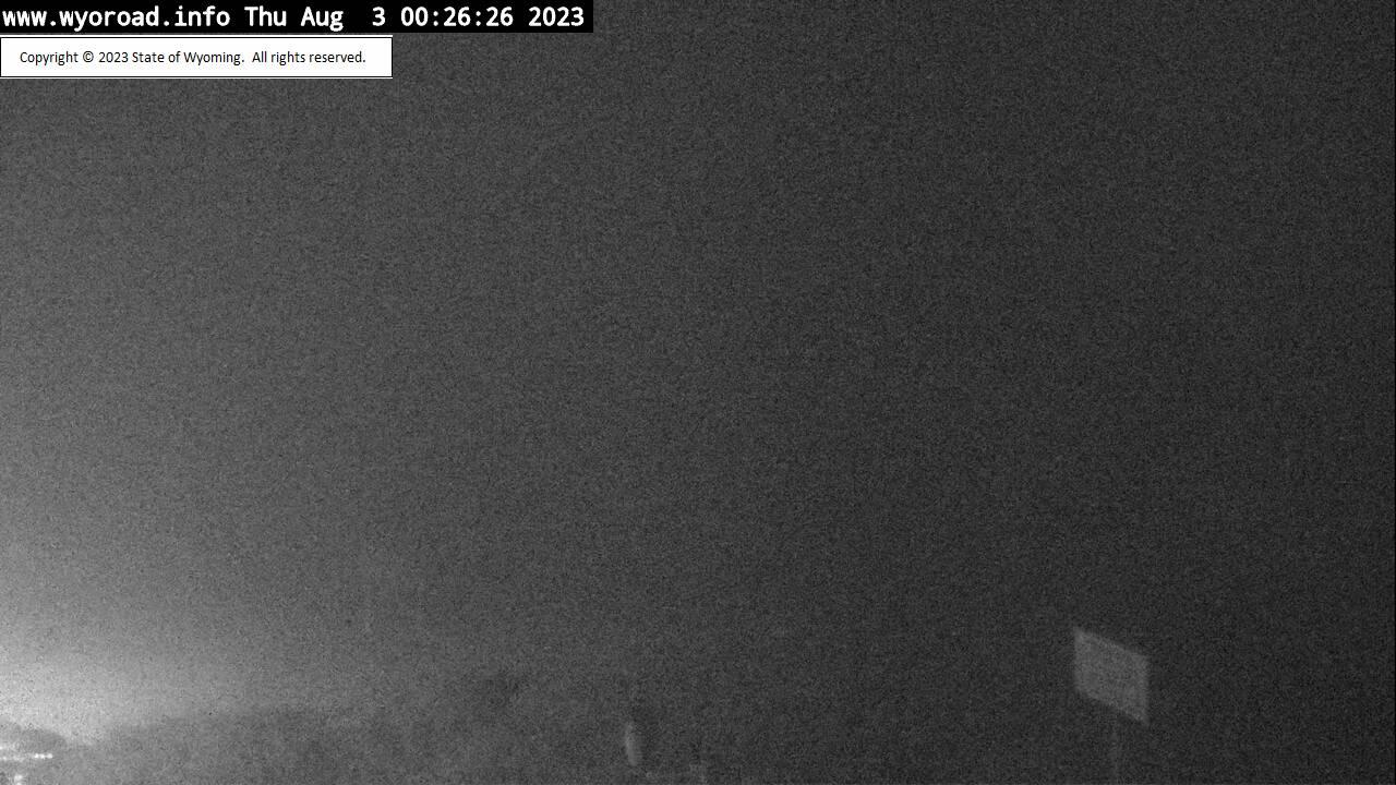 Teton Pass Jackson Hole Valley Image