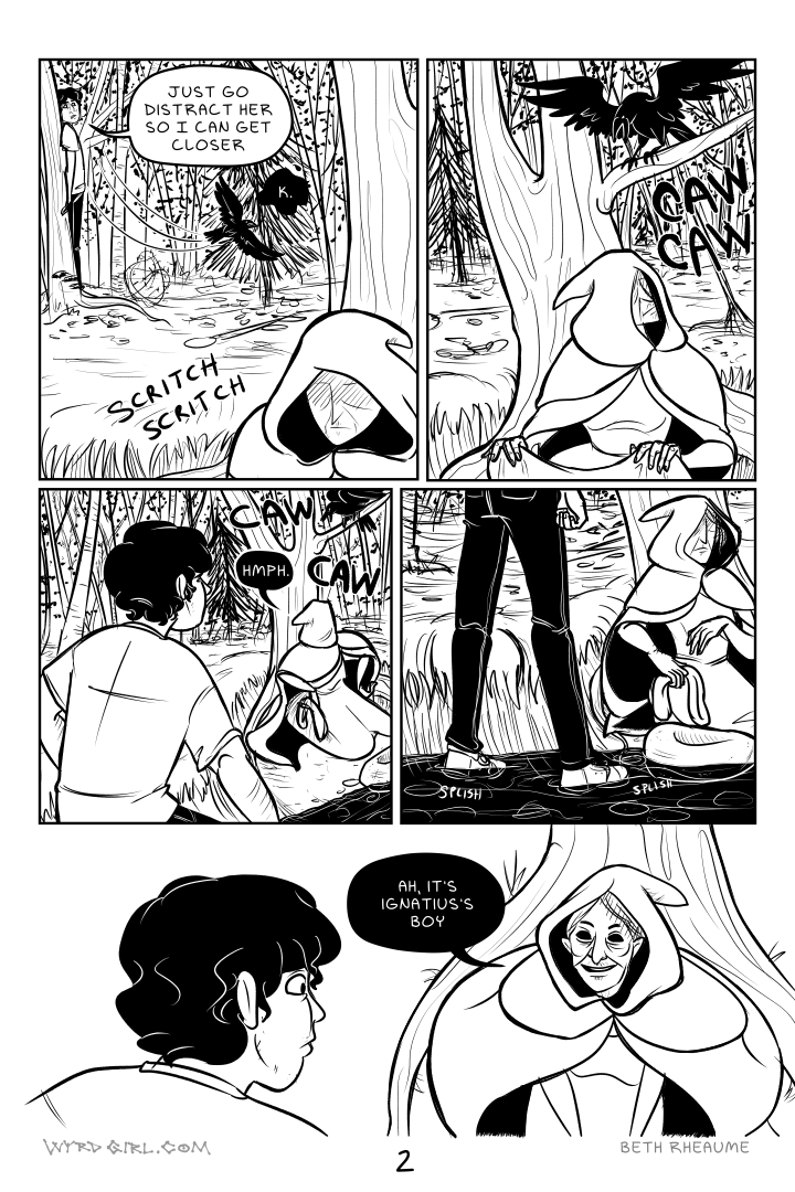Bean Nighe – Page 2