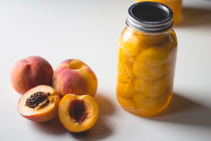 How to Can Peaches   Wyse Guide