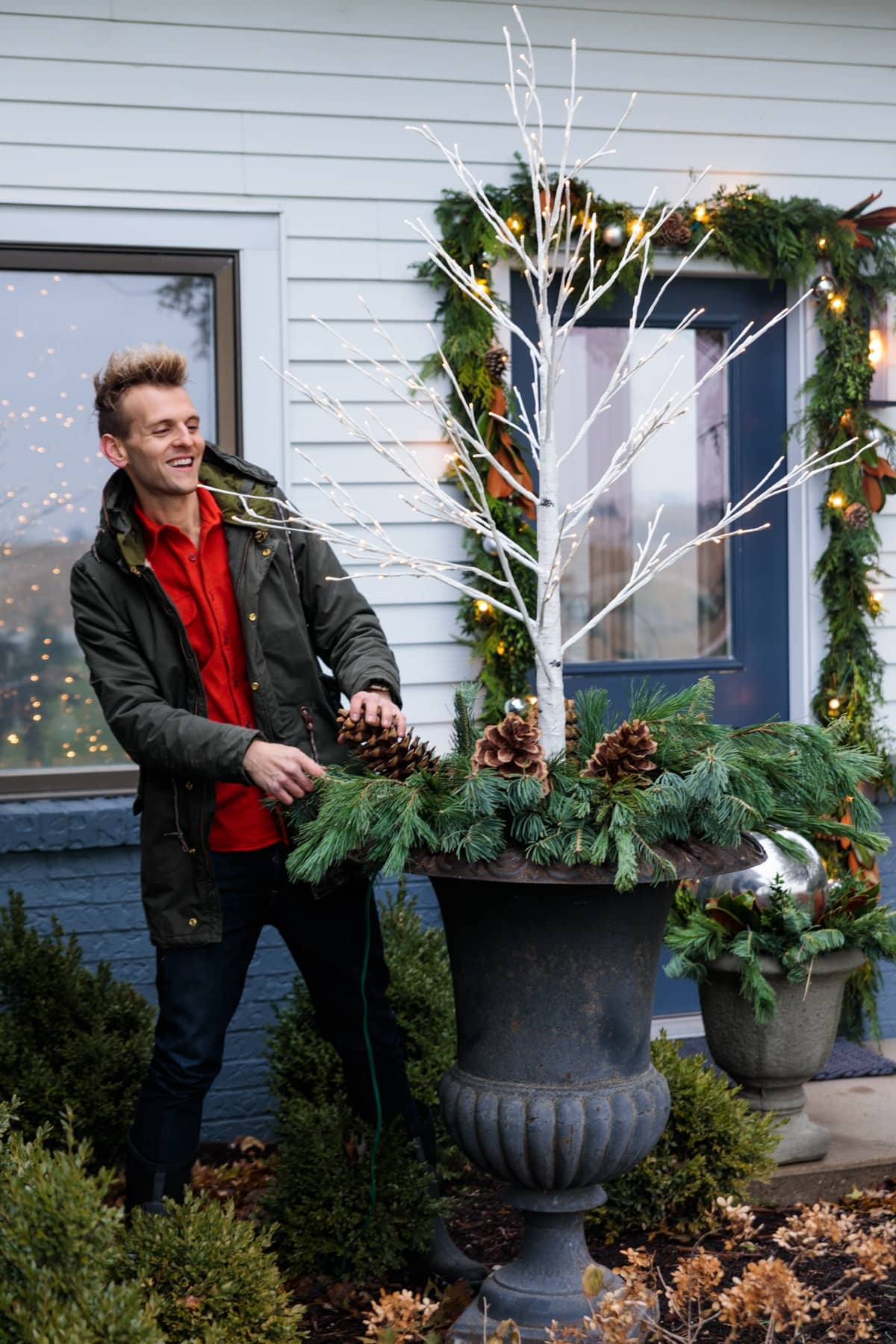 Outdoor Christmas Decor This Year   Wyse Guide
