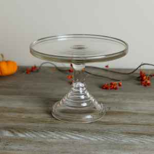 Glass Cake Stand | Wyse Guide