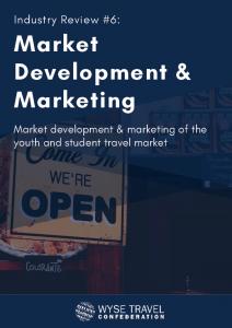 Industry Review #6:  Market Development & Marketing