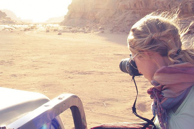 Young women seeking adventure and exploration on solo trips
