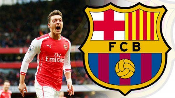 Ramos Sarankan Mesut Ozil Tolak Tawaran Barcelona