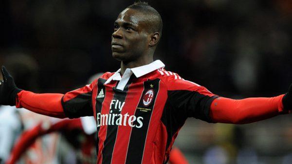 Mario Balotelli Indikasikan Ingin Kembali Ke AC Milan
