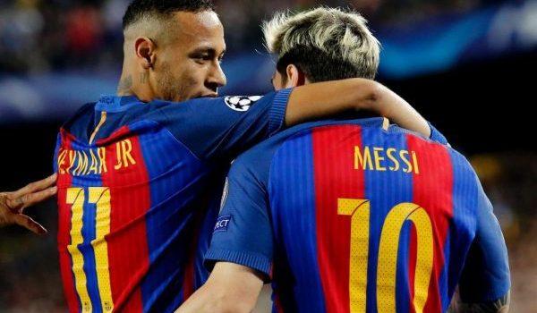 Messi Bocorkan Rencana Transfer Barcelona Kepada Neymar