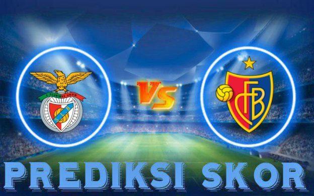 Prediksi Skor Benfica vs Basel 06 Desember 2017