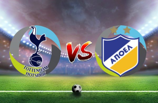 Prediksi Tottenham Hotspur vs APOEL Nicosia 07 Desember 2017