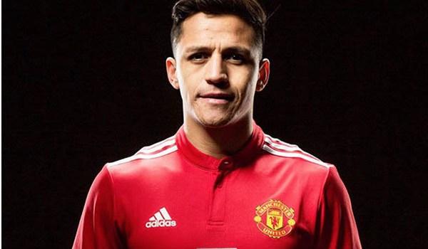 Alexis Sanchez Tidak Gabung Manchester United Karena Uang