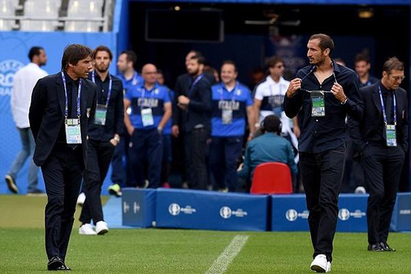 Chiellini Akan Pensiun Di Juventus Ungkap Antonio Conte