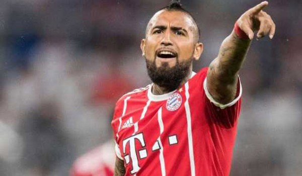 Arturo Vidal Berpotensi Tinggalkan Bayern Munchen Akhir Musim