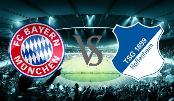 Prediksi Pertandingan Sepakbola Bayern Munchen VS Hoffenheim