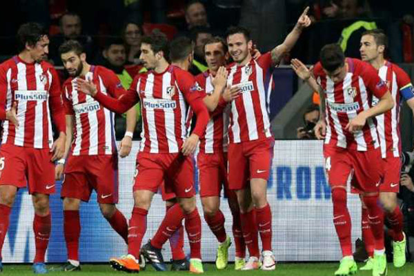 Preview Pertandingan Sepakbola Atletico Madrid VS Lleida Esportiu