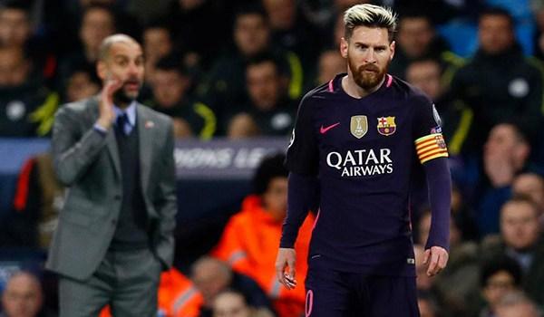 Messi Jadikan Barca Favorit di Liga Champions Ungkap Pep