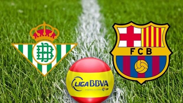 Prediksi Skor Real Betis vs Barcelona 21 Januari 2018