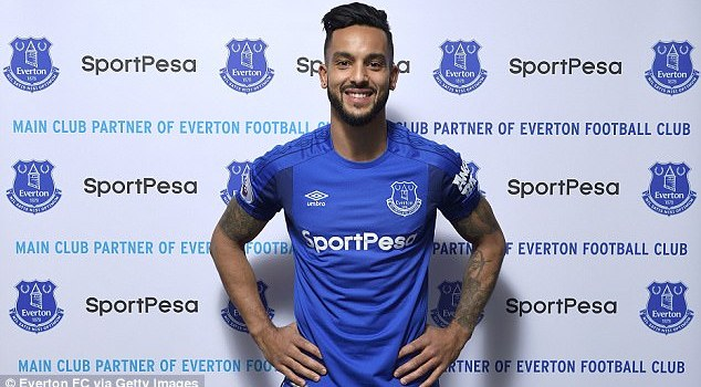 Theo Walcott Resmi Melabuh Ke Everton Dengan Nilai 25 Juta Pounds