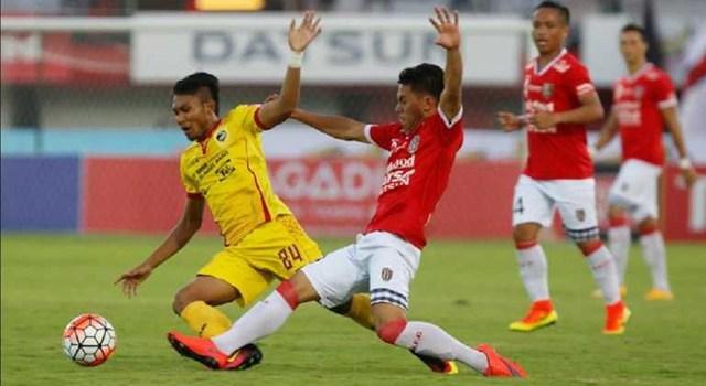 Bali United Sudah Kenali Kelemahan Sriwijaya FC