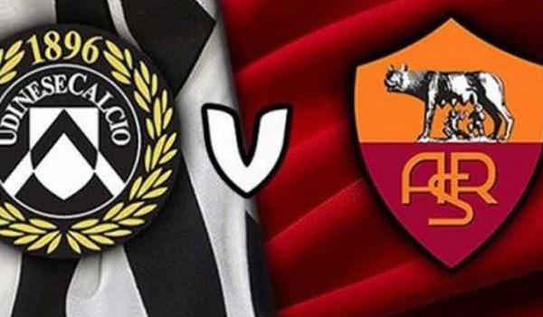 Prediksi Pertandingan Sepakbola Liga Italia Udinese VS AS Roma