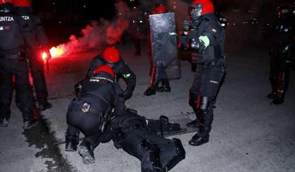 Polisi Tewas Bukan Karena Rusuh Suporter Spartak Moscow