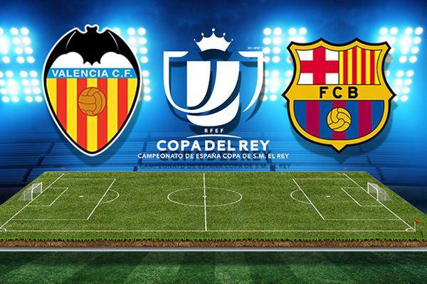 Prediksi Pertandingan Sepakbola Piala Copa Valencia VS Barcelona
