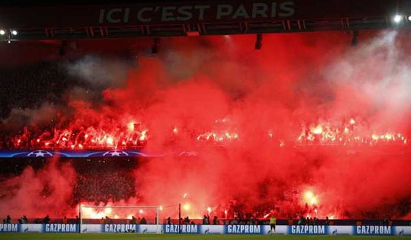 UEFA Beri PSG Hukuman Terkait Pembakaran Flare Lawan Real Madrid
