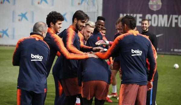 Surat Kabar Italia Marah Pada Barcelona Soal Liga Champions