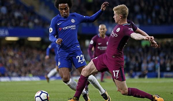 Preview Pertandingan Sepakbola Liga Inggris Man City VS Chelsea