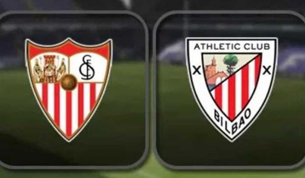 Prediksi Pertandingan Sepakbola La Liga Sevilla VS Athletic Bilbao