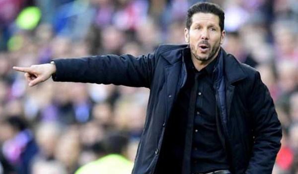 Diego Simeone Sayangkan Kemenangan Sevilla Dipandang Remeh