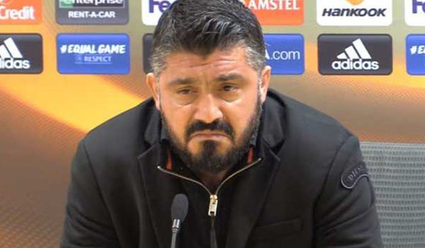 Gennaro Gattuso Mulai Main Ancam Ke Semua Pemain AC Milan