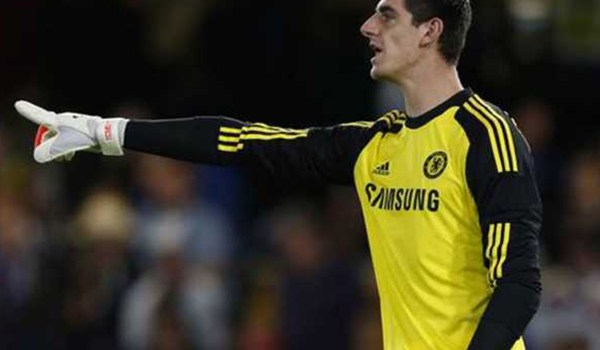 Ini Alasan Kiper Chelsea Thibaut Courtois Usai Dibantai Barcelona