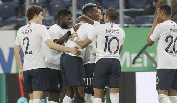 Kylian Mbappe Tak Mau Sombong Karena Pecahkan Rekor Prancis