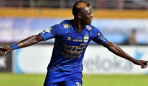 Laporan Pertandingan Sepakbola Liga1 Persib Bandung VS PS TIRA