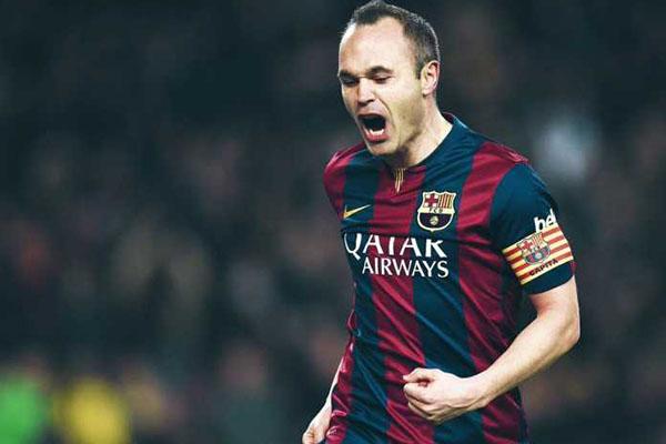 Pelatih Barcelona Ingin Pertahankan Andres Iniesta Seumur Hidup