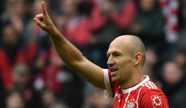 Arjen Robben Minta Bayern Munchen Tingkatkan Kewaspadaan