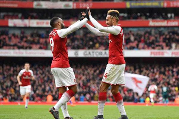 Bos Arsenal Arsene Wenger Puji Sikap Sportif Aubameyang