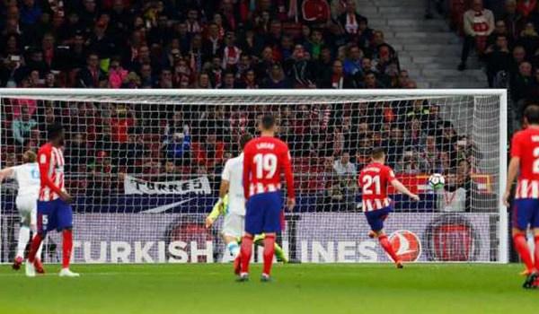 Laporan Pertandingan Sepakbola Atletico Madrid VS Deportivo La Coruna