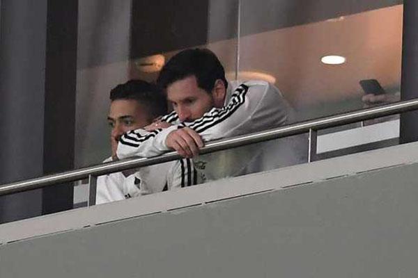 Lionel Messi Belum Selevel Diego Maradona Ungkap Carlos Bilardo