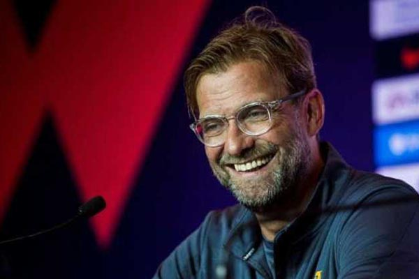 Jurgen Klopp Puji AS Roma Jelang Leg II Liga Champions