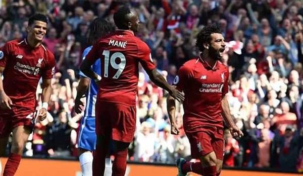 Laporan Pertandingan Sepakbola Liga Inggris Liverpool VS Brighton