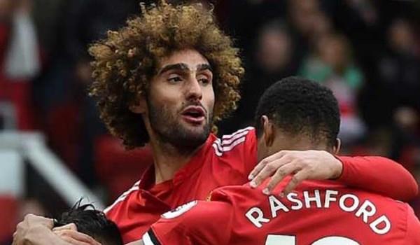 Marouane Fellaini Berpeluang Tetap di Manchester United
